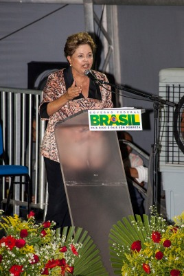 Dilma Rousseff - President of the Federal Republic of Brazil