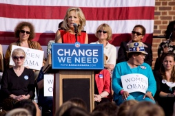 Jill Biden – Wife of the Vice-President of the United States of America