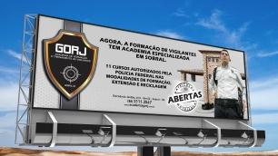 Billboards INTA GORJ Vigilantes