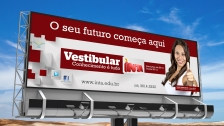 Billboards INTA Vestibular 2014.1 F