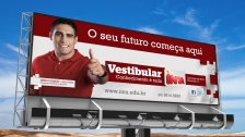 Billboards INTA Vestibular 2014.1 M