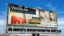 Billboards INTA Vestibular 2014.1