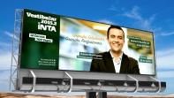 Billboards INTA Vestibular 2015.2
