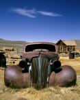 Bodie Old Car