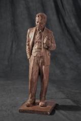 Clovis Bevilaqua Statue