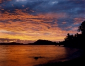 Fiji Sunrise - Buca Bay