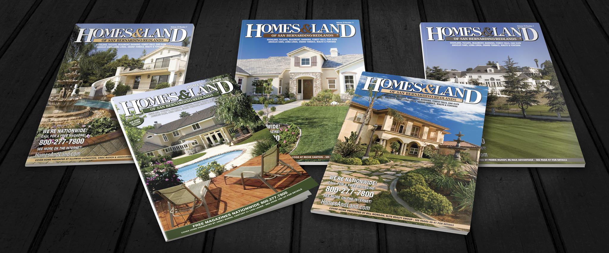 Homes Land Magazine 1212 3