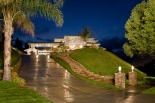 House on a Hill Redlands California