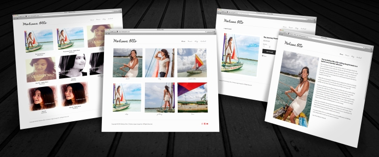 Melissa Otto Website
