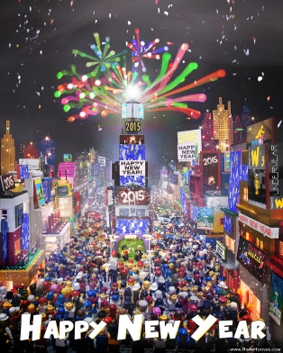 New Years Eve 2015