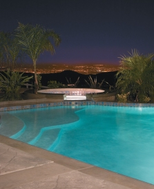 Pool - La Cresta, California