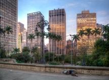 Praca Ramos de Azevedo Sao Paulo 1
