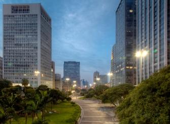 Praca Ramos de Azevedo Sao Paulo 3