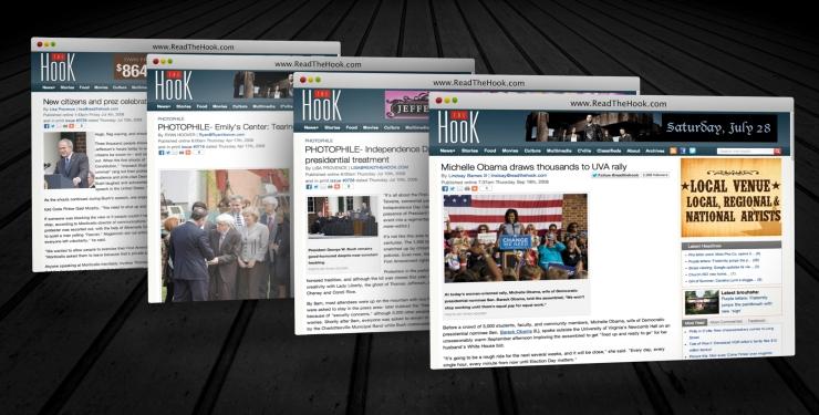 Website The Hook